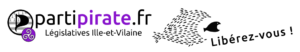 Logo Parti Pirate et Libérez-vous !